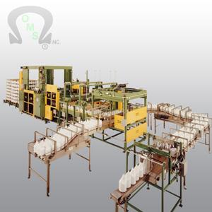 Palletizer Depalletizer Machines