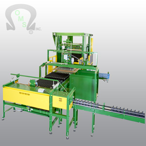 Ouellette Machinery Systems is a world leader in depalletizers