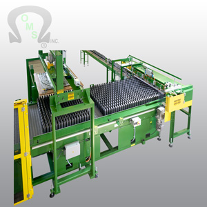 OMS Depalletizers use no proprietary parts