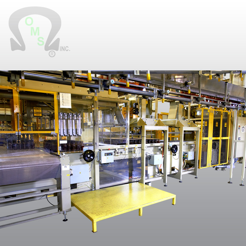 Ouellette Machinery Systems & Bulk Palletizing Machines